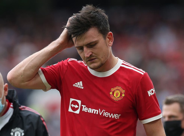 Harry Maguire injury: Manchester United defender out for 'a few weeks' with  calf problem   The Independent