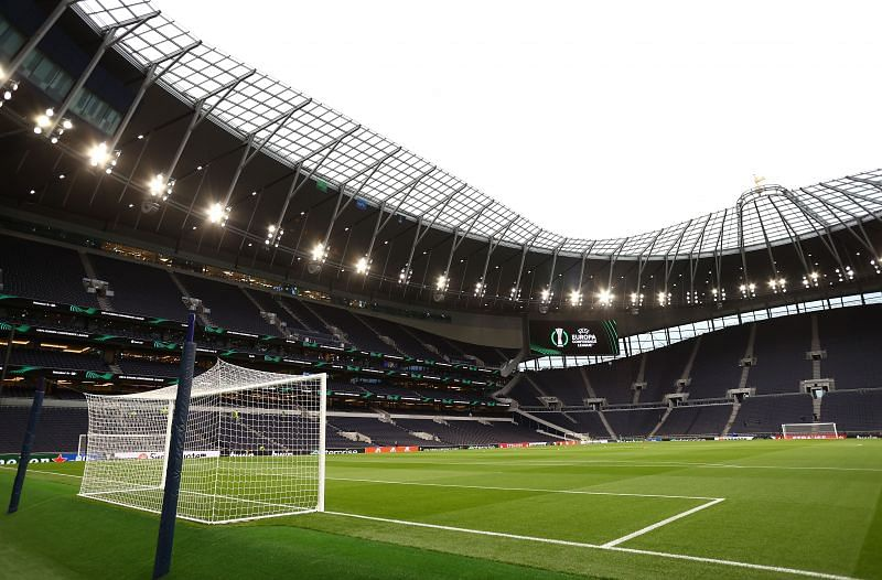 Tottenham Hotspur v NS Mura: Group B - UEFA Europa Conference League Manchester United v Everton - Premier League