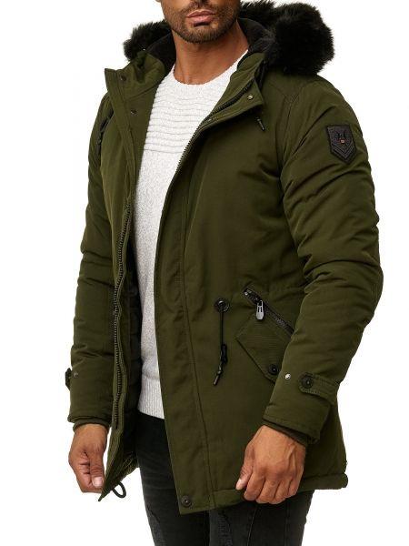 Blackrock Mens Winter Jacket 1717 KHAKI | Winter Jackets | Jackets | MENS |  Top Streetwear