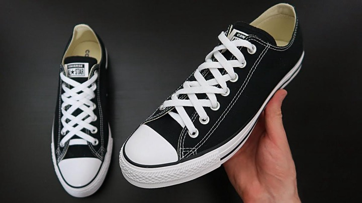 How to Lace Converse Shoes? 5 Ways to Lace Shoes - Charmyposh Blog