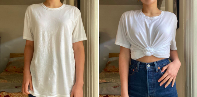 Transform Your Simple Clothes Into Stylish Pieces With These Genius Fashion  Hacks – Lipstiq.com