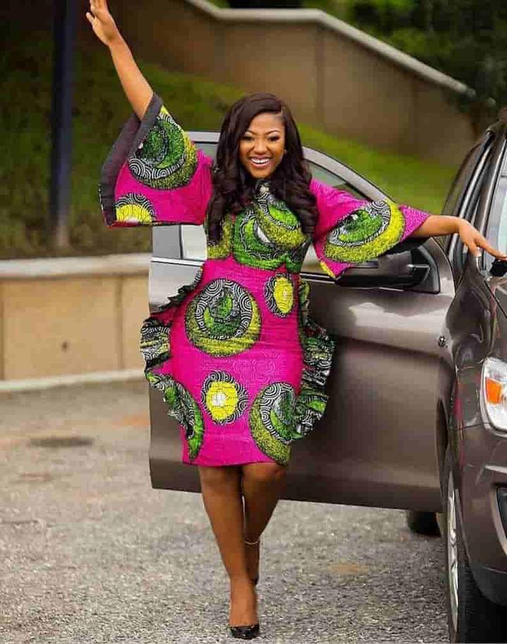 PHOTOS Magnificent African Fashion Designs - Cute Ankara Dress Styles 2021
