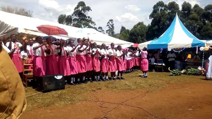 NYAMAGWA GIRLS' HIGH SCHOOL - YouTube