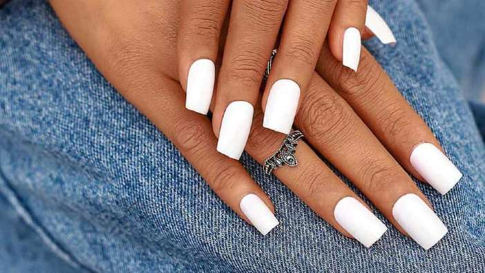 18 Best Summer Nails Colors Ideas to Brighten Your Dark Skin - Africana  Fashion