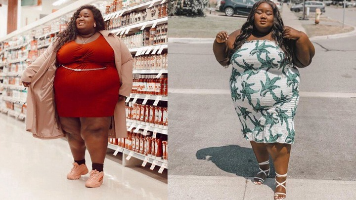 See The Stunning Photos Of Pretty Fat Ladies That Will Makes You Forget  Curvy Or Slim Girlfriend. - Opera News