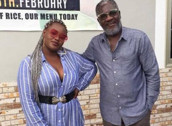 """""""He gave me just Ghc100 for second hand clothes""""-Kim Maureen exposes Starboy kwarteng after he said she was lazy. 4"""