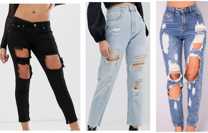 Class to Night Out: Ultra-Ripped Jeans - College Fashion