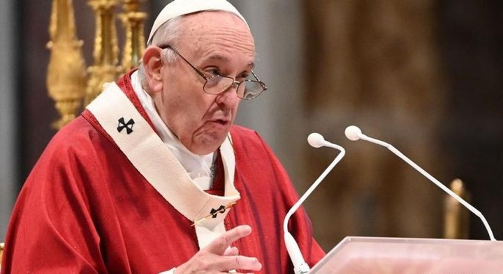 Pope ends sexual abuse crisis