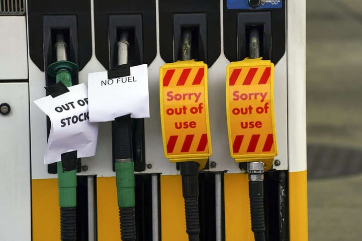 Thousands of petrol stations across the <a class=