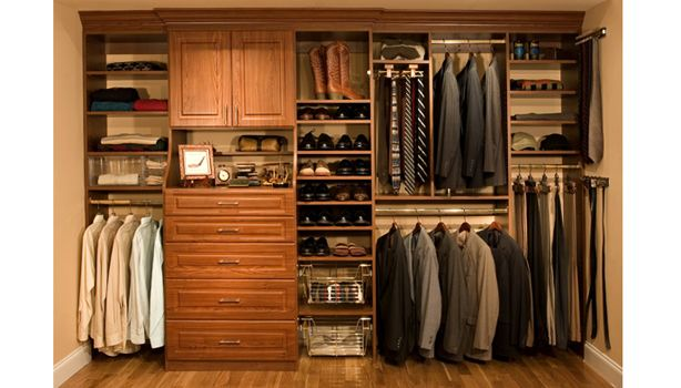 How to Organize Your Closet - Closet Organization for Men