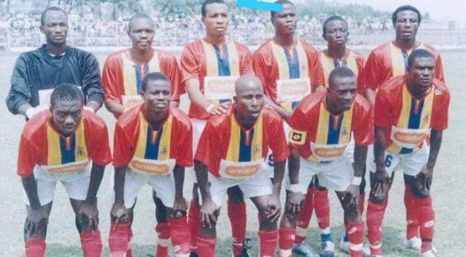 Former Hearts of Oak defender Charles Vardis dies - Football Made In Ghana