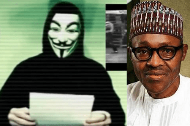President Buhari given a 72 hours ultimatum by Anonymous hackers to meet  the demands of the #EndSars - Opera News