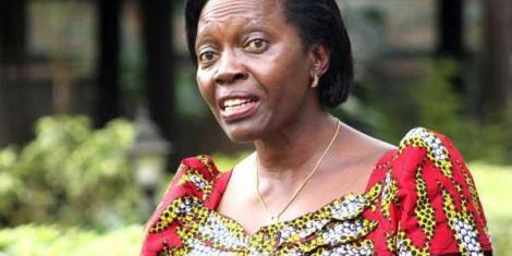 Martha Karua Breaks Silence