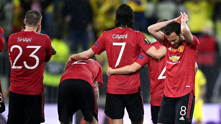 Ole Gunnar Solskjaer: Manchester United did not turn up in Europa League  final, and need 'two or three players'   Football News   Sky Sports