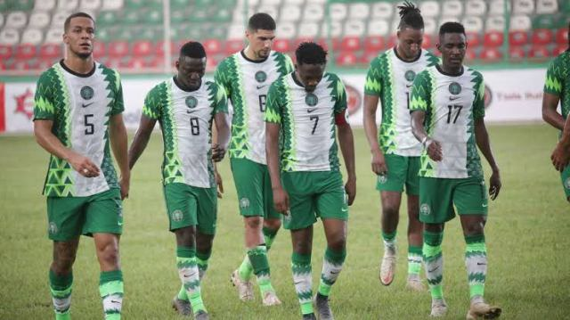 Nigeria Vs CAR: All You Need To Know About World Cup Qualifier, TV Schedule