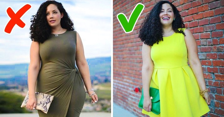 10 Pieces of Advice That Can Help You Hide Your Belly and Side Fat Under  Your Clothes / Bright Side