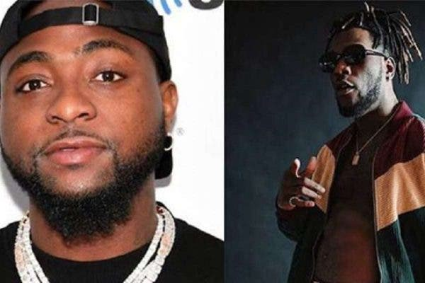 Burna Boy and Davido fight in nightclub - Nigerians react