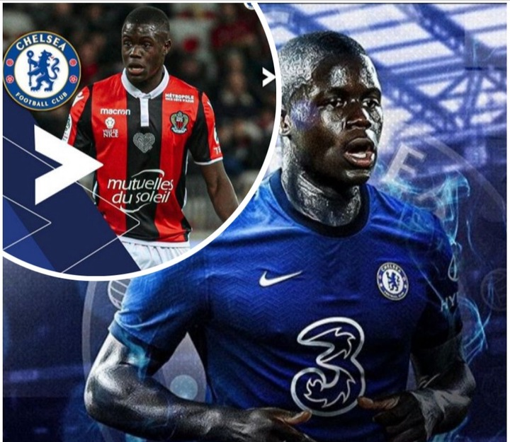 Chelsea Morning News Nice Defender Malang Sarr Signs Five Year Contract With Chelsea Opera News