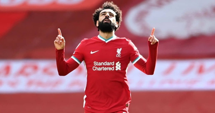 Liverpool told cashing in on Salah 'now' can unleash two Klopp favourites
