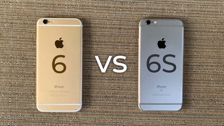 iPhone 6 vs iPhone 6S - Full Comparison - YouTube