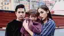 Erick Iskandar besarma Jessica Iskandar serta El Barack