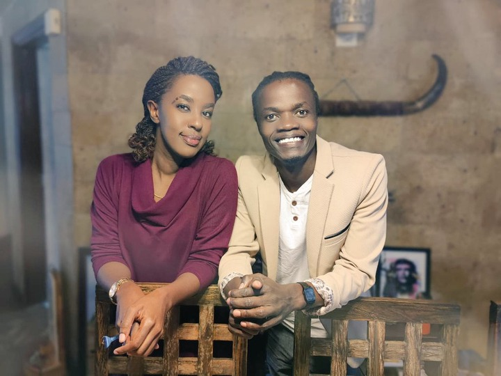 Lilian Nganga breaks silence over her new bae Juliani [Statement] |  Pulselive Kenya