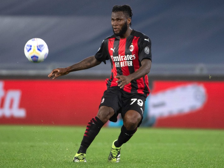 Kessie: 'I'm proud of Milan, I want to stay forever' - Football Italia