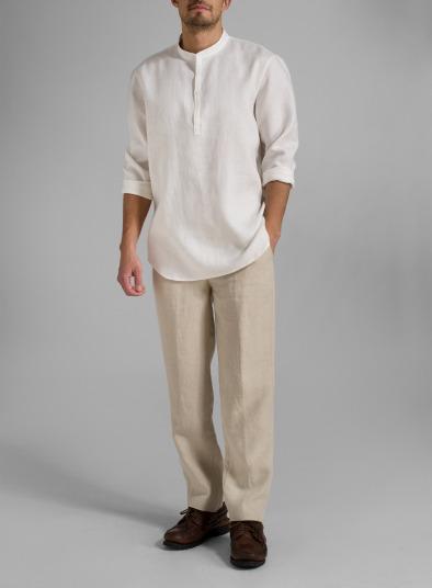 Linen Men Clothing