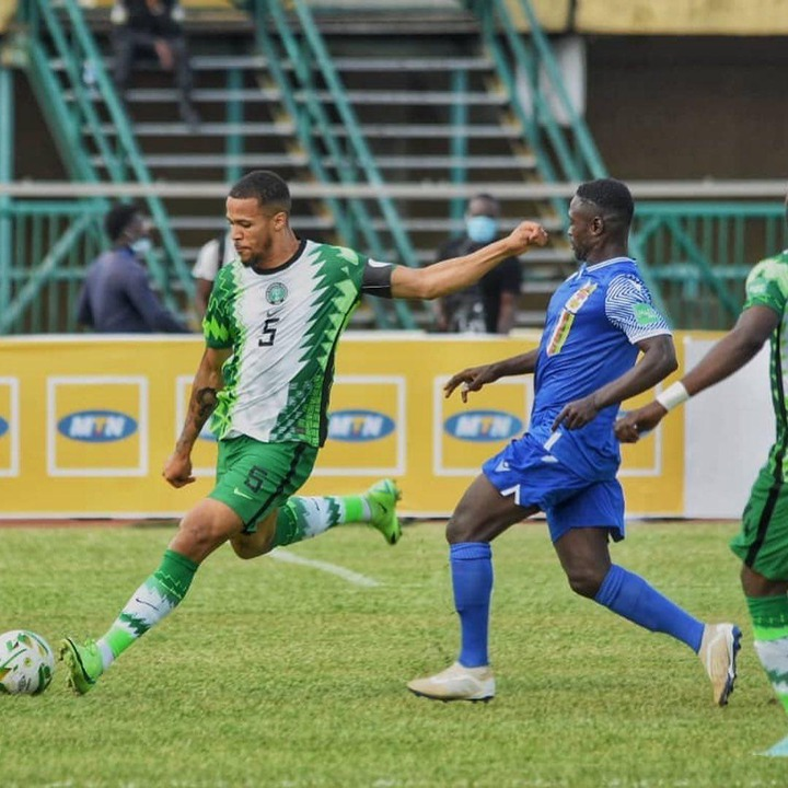 Exclusive: 2022 WCQ: Super Eagles Loss To CAR Will Serve As Wake-Up Call  -Unuanel