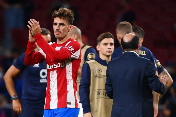 Mixed reception for Griezmann as Atletico given late scare by Porto -  SportsDesk