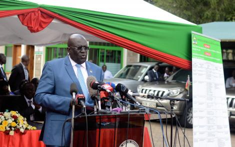 Schools Reopening: Magoha's Team Proposes Reporting Date for All Students -  Kenyans.co.ke