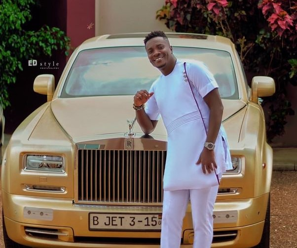 See all of 'millionaire' Asamoah Gyan's 18 companies