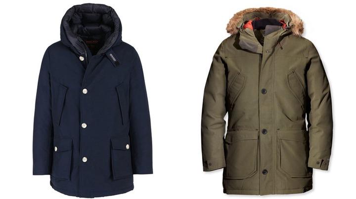 The 8 Toughest, Warmest Winter Coats for Men   Men's Journal