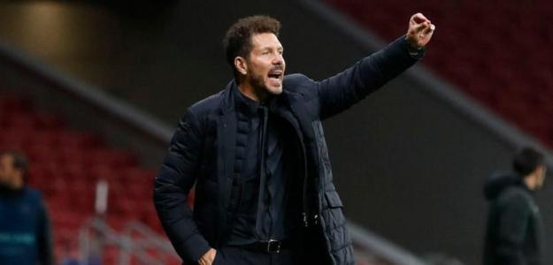 Simeone asks for a reinforcement for the month of January.  Photo: Brand