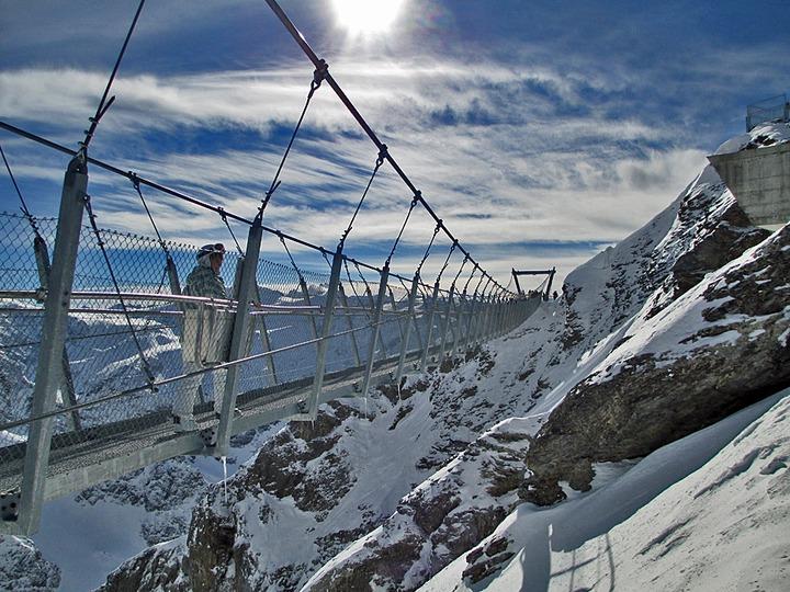 Titlis Cliff Walk - Wikipedia