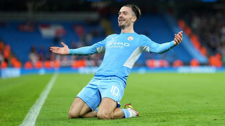 Jack Grealish scores on Champions League debut as Manchester City beat  Leipzig in nine-goal thriller   Sport   The Times