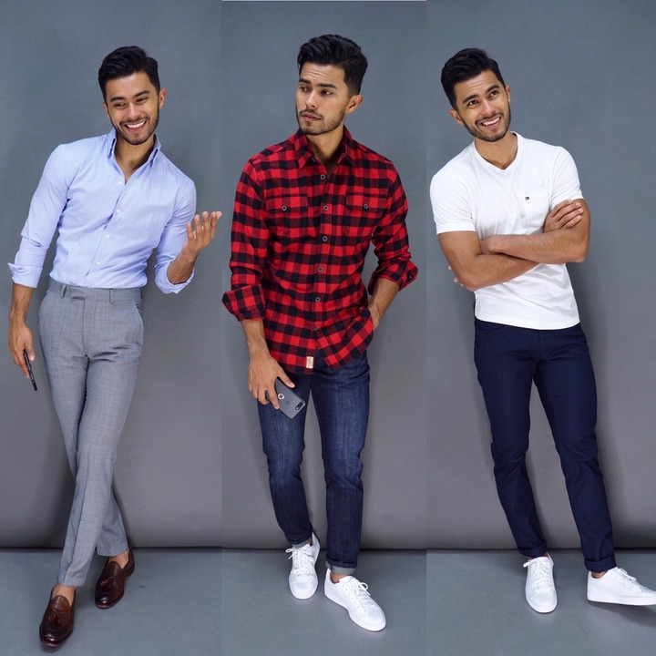 """Teaching Men's Fashion — New video on """"How Well You Can Dress From  @costco""""..."""
