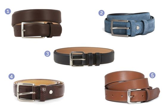 The 4 Belts Every Guy Should Have In His Closet - MR KOACHMAN