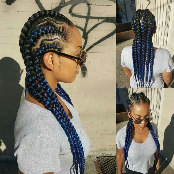 Current Cornrow Accent Braids Hairstyles In Long Rapunzel Braid With Sparkle Accents For Wedding (View 6 of 20)