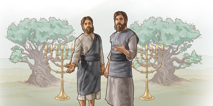 """Two Witnesses"""" Are Killed and Brought Back to Life (Revelation 11)"""