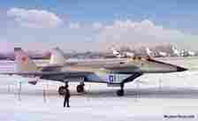 MiG 144 Rusia, jet tempur pembunuh F-22 Raptor