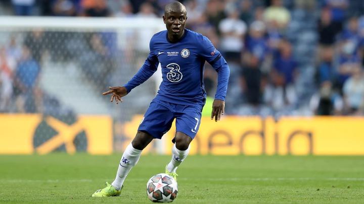 Champions League Midfielder of the Season: N'Golo Kanté   UEFA Champions  League   UEFA.com