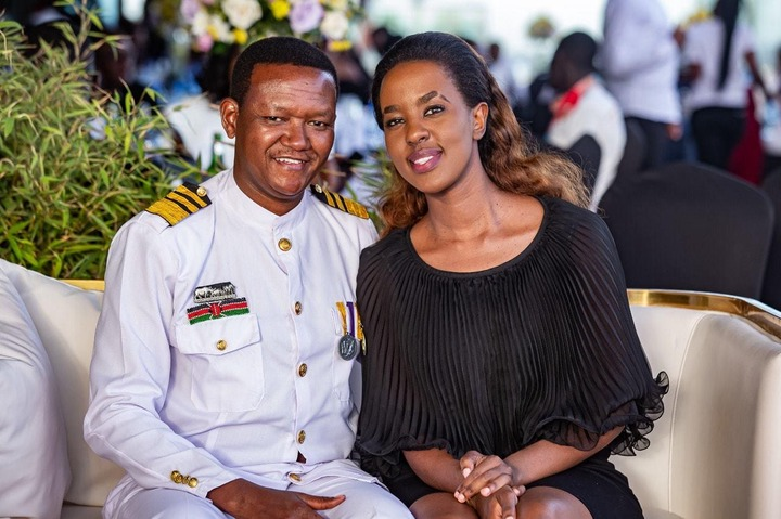 Governor Mutua's special message to Ex-wife Lillian Nganga after gracing  his Party | Pulselive Kenya