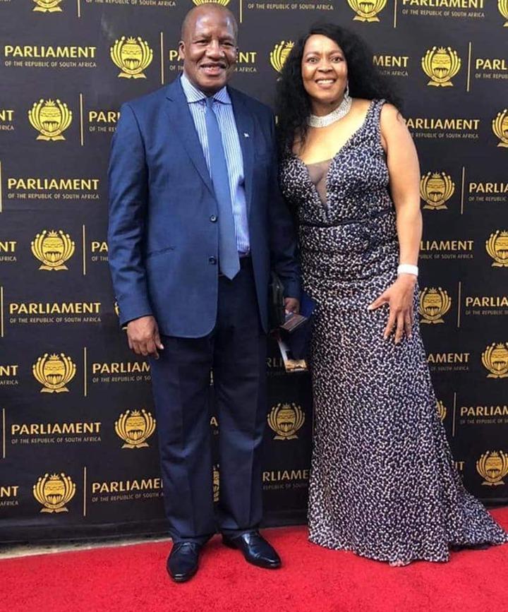 Here's How Jackson Mthembu's Wife Thembi Mthembu Is Faring Since His Death