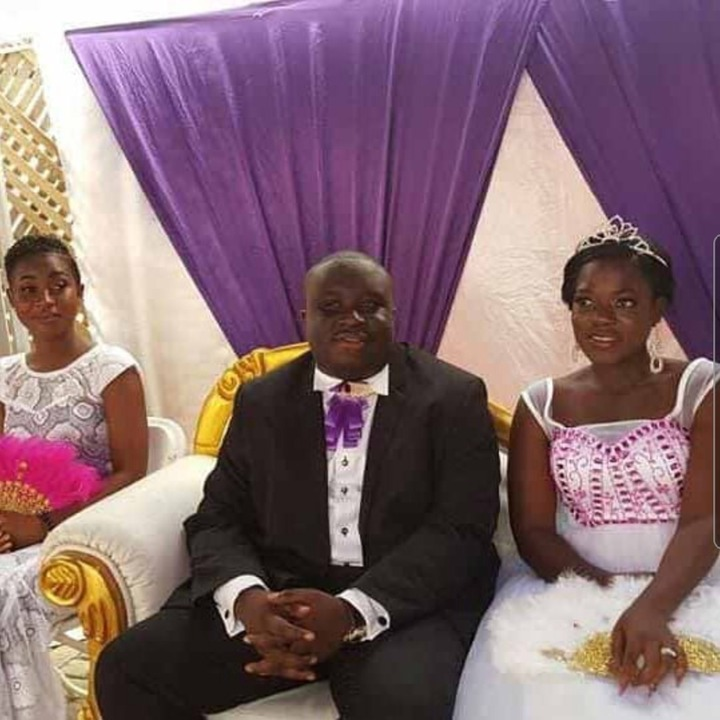Photos of The Rich Man Who Is Married To TikTok Star Asantewaa Pops Online 2