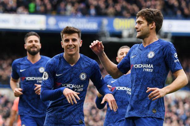 The story behind Chelsea wonderkid Mason Mount's unique goal celebration vs  Everton - football.london