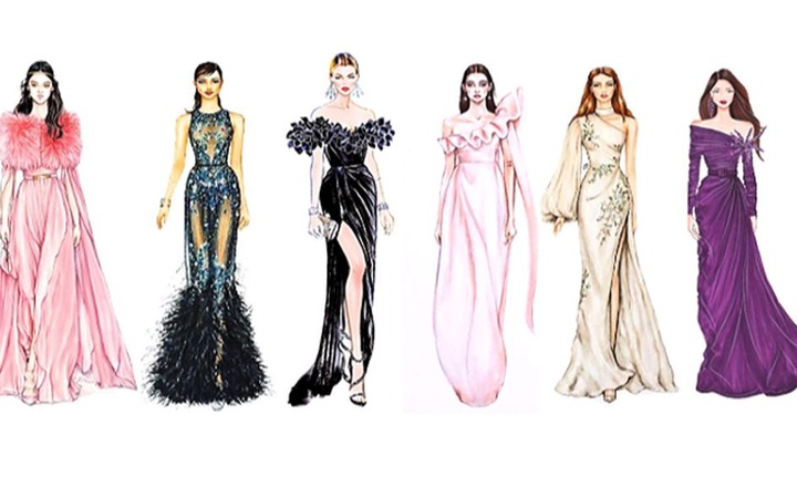 8-Week Fashion Design Series: New Year 2021 Glamour   Small Online Class  for Ages 8-13   Outschool