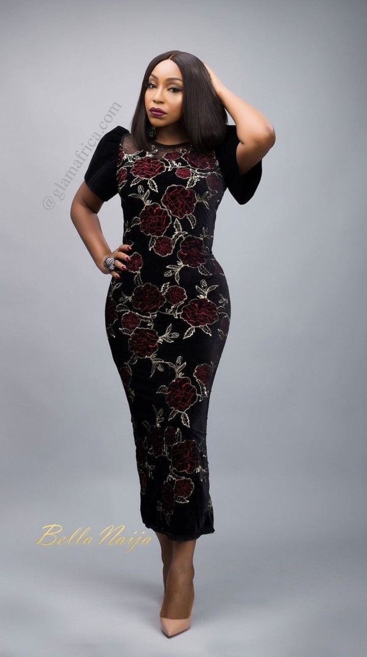 Top 10 Naija Celebs Blessed With Hot Curves Without Plastic Surgery 4
