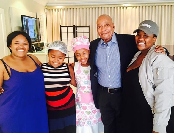 How many children does Jacob Zuma have? Meet all his 23 children
