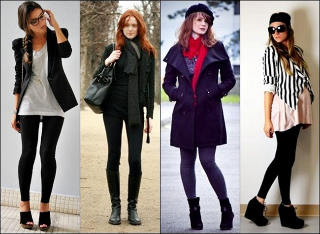 What Shoes to Wear with Leggings | StyleWile
